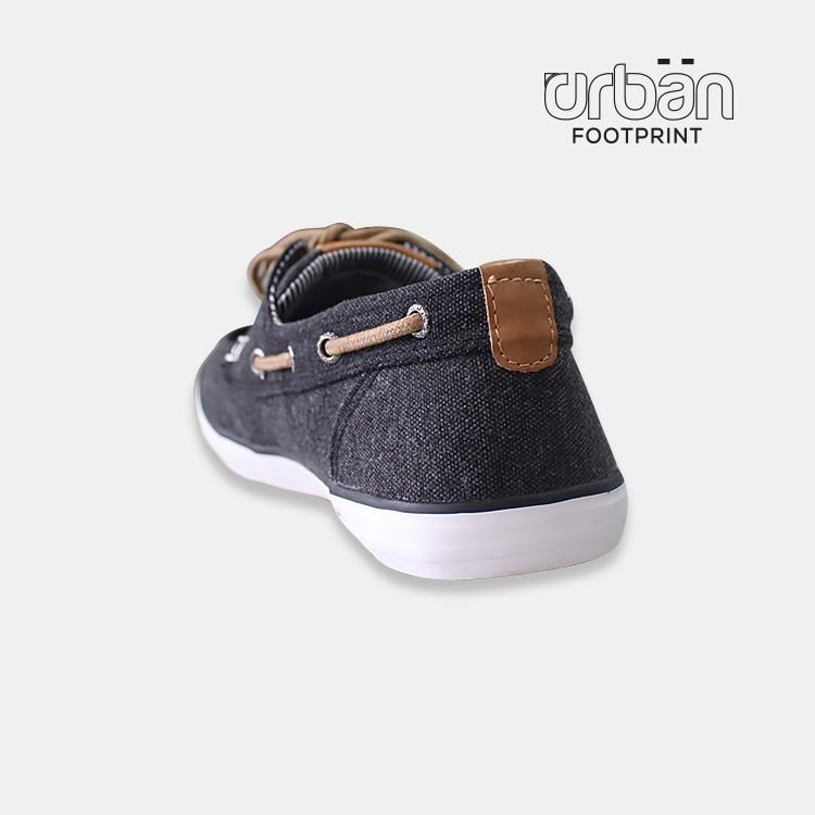 Giày sneaker nam Urban UM1813 đen