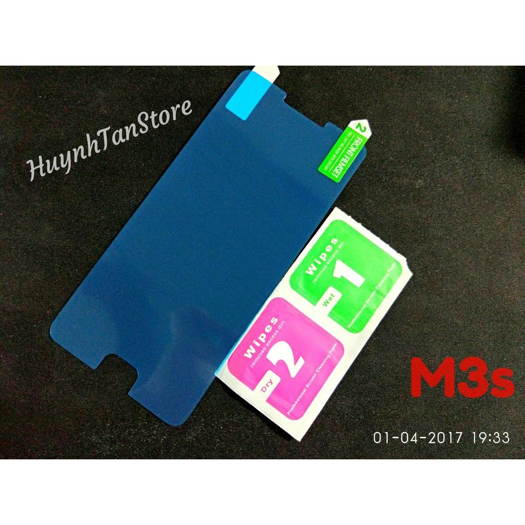 Meizu M3S - Dán dẻo không full màn