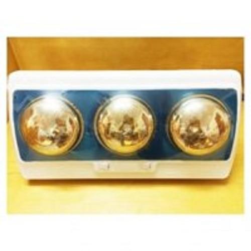 Đèn sưởi nhà tắm loại 3 bóng vàng OSKottman