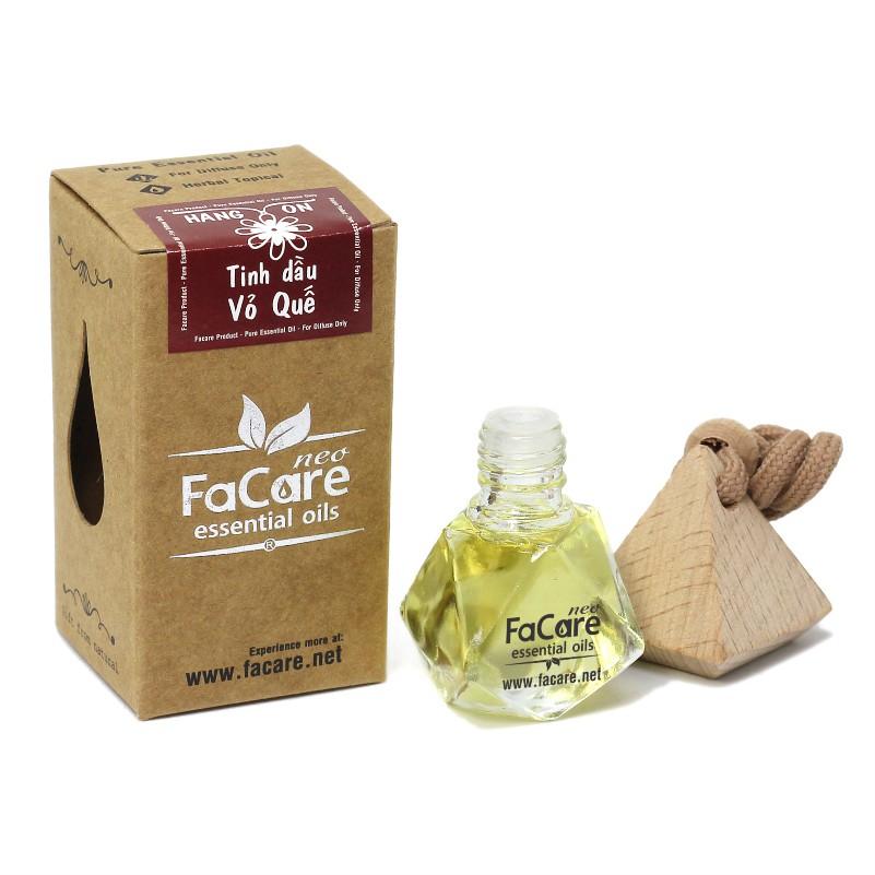 Tinh dầu thiên nhiên vỏ quế loại chai tự khuếch tán - Cinnamon Essential Oil 8ml - Facare - 10016110 , 986218105 , 322_986218105 , 140000 , Tinh-dau-thien-nhien-vo-que-loai-chai-tu-khuech-tan-Cinnamon-Essential-Oil-8ml-Facare-322_986218105 , shopee.vn , Tinh dầu thiên nhiên vỏ quế loại chai tự khuếch tán - Cinnamon Essential Oil 8ml - Facar