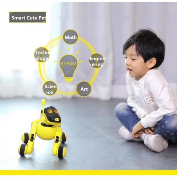 Chó Thông Minh (Robot Dog) Sẵn, Giadunghome.com .
