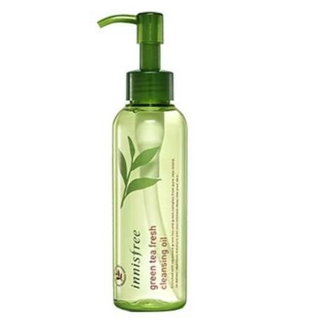 Dầu tẩy trang Innisfree Green Tea Fresh Cleansing Oil 150ml