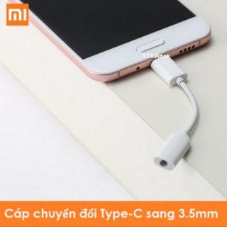 [Chính Hãng] Cáp Type-c Chuyển jack 3.5 Xiaomi