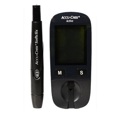 Máy đo đường huyết Accu-Chek Active GU