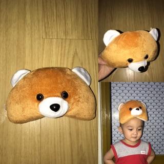 Mặt nạ gấu- bịt mắt ngủ cho bé (đồ si tuyển)