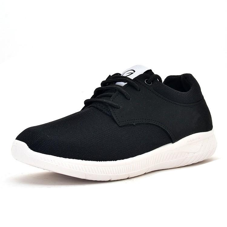 Giày Sneaker Thời Trang Gadino - G012 (Đen)