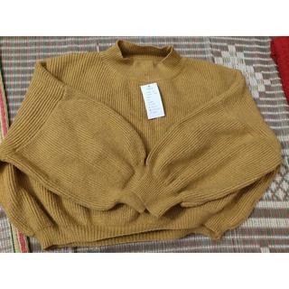 áo len tay bồng