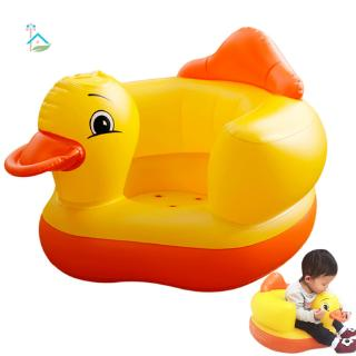 NU Multifunctional Inflatable Duck Toys Eco-friendly Wear-resistant Ergonomic Baby Toy .vn
