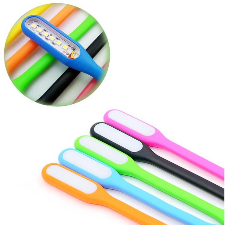 Đèn led uốn dẻo cắm cổng USB, bán lẻ, giao màu ngẫu nhiên