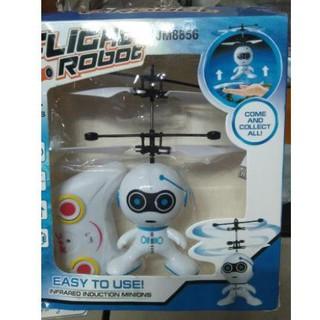 Đồ Chơi Robot Máy Bay Điều Khiển Từ Xa Có Cảm Biến Hồng Ngoại, Có Thể Sạc USB