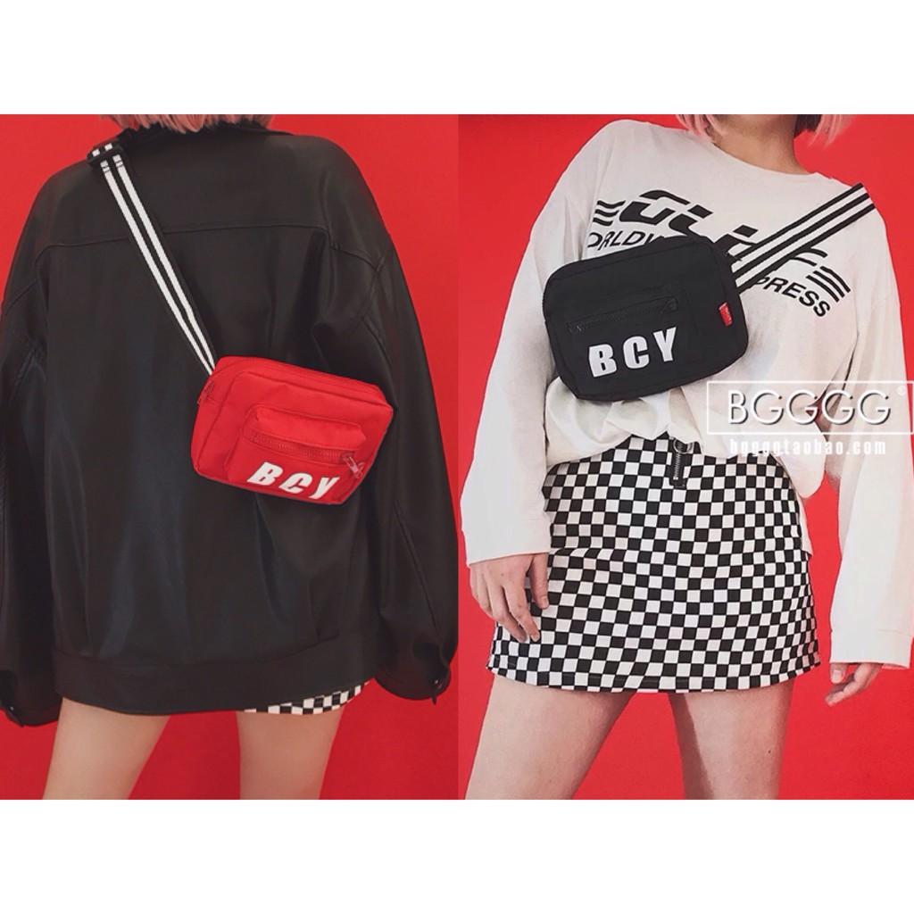 [ORDER + SẴN] Túi đeo chéo nam/nữ BYC cá tính, trẻ