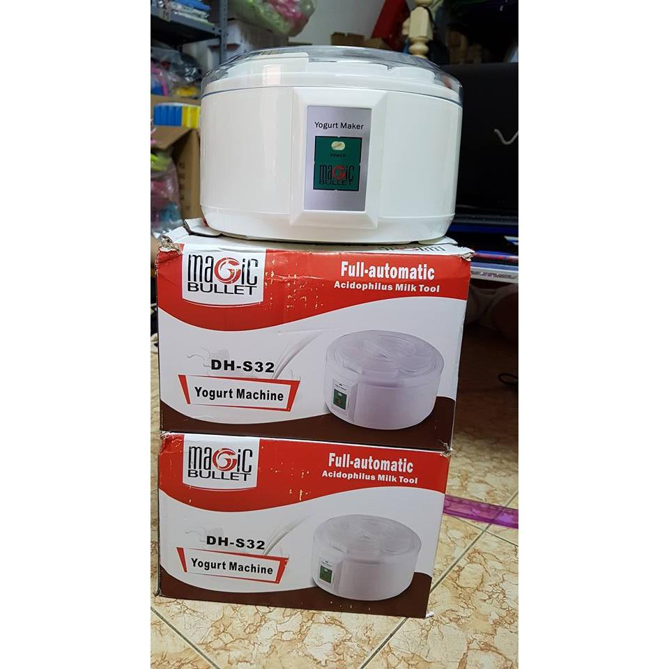 Máy làm sữa chua Magic - 2494066 , 692030720 , 322_692030720 , 120000 , May-lam-sua-chua-Magic-322_692030720 , shopee.vn , Máy làm sữa chua Magic