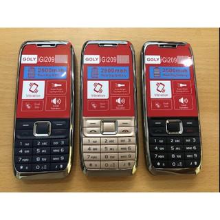 Điện thoại người già Goly IGI 209 - Hàng chính hãng thumbnail