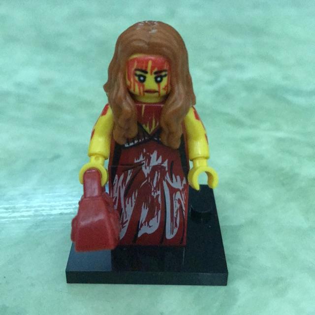 Minifigure nhân vật Carrie