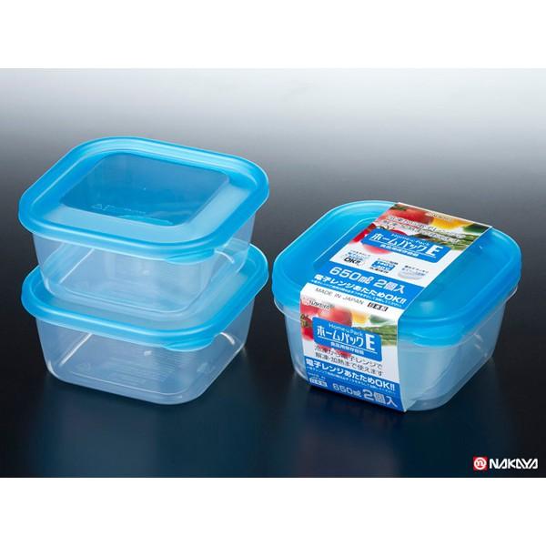 Bộ 2 hộp nhựa dung tích 650ml - 3148812 , 315273031 , 322_315273031 , 35000 , Bo-2-hop-nhua-dung-tich-650ml-322_315273031 , shopee.vn , Bộ 2 hộp nhựa dung tích 650ml