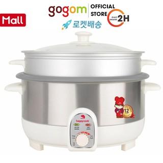 Nồi lẩu điện Happycook HCH 3.5 lítLND001S7 GOGOM 3006 thumbnail