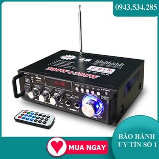 Amply Karaoke mini, Âm ly karaoke giá rẻ, Amly Mini Bluetooth BT-298A - BẢO HÀNH UY TÍN TOÀN QUỐC thumbnail