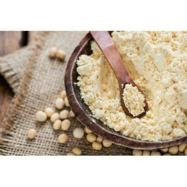 bột đậu nành quê nguyên chất