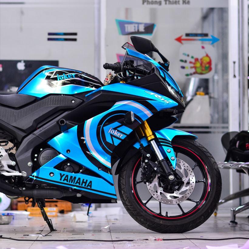 Decal Tem Xe Yamaha R15 Joker