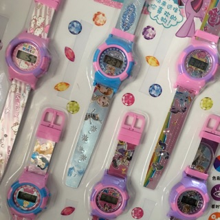 Đồng hồ đồ chơi trẻ em