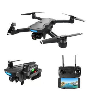 Flycam cg033 gấp gọn quay full hd 1080p động cơ brushless