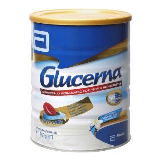 [Mã GROMSPS18 hoàn 8% đơn 199K] Sữa dành cho người tiểu đường Glucerna Úc 850g date 2021
