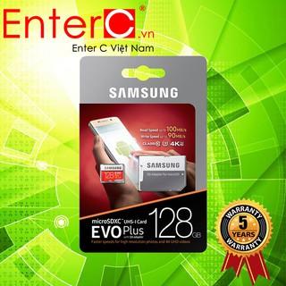 Thẻ nhớ microSD Samsung Evo Plus – 32/64/128GB