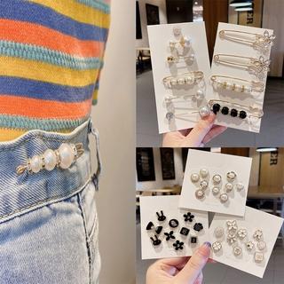 Pin cài trang trí quần áo