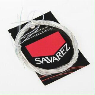 DÂY classic Guitar Savares chính hãng