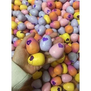 Combo 10 quả – Đồ chơi bóc trứng Hatchimals ! Sỉ 100q trở lên