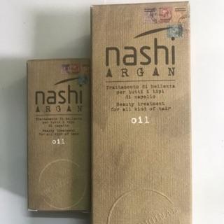 Tinh dầu dưỡng Nashi Argan phục hồi tóc hư tổn