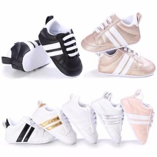 Giày tập đi thể thao 2 sọc cho bé