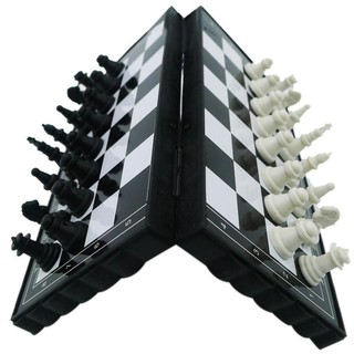 Advanced magnetic chess board