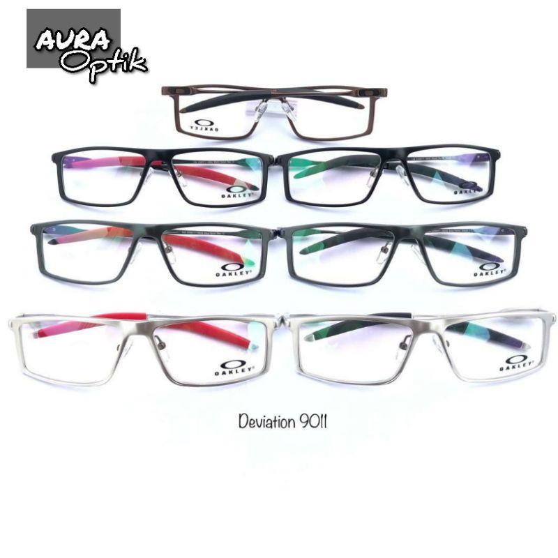 Mắt kính chống bức xạ OKLEY DEVIATION 9011 cho nam và nữ