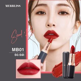 Son môi Merbliss City Holic Lip Rouge màu cực đẹp sang trọng 8