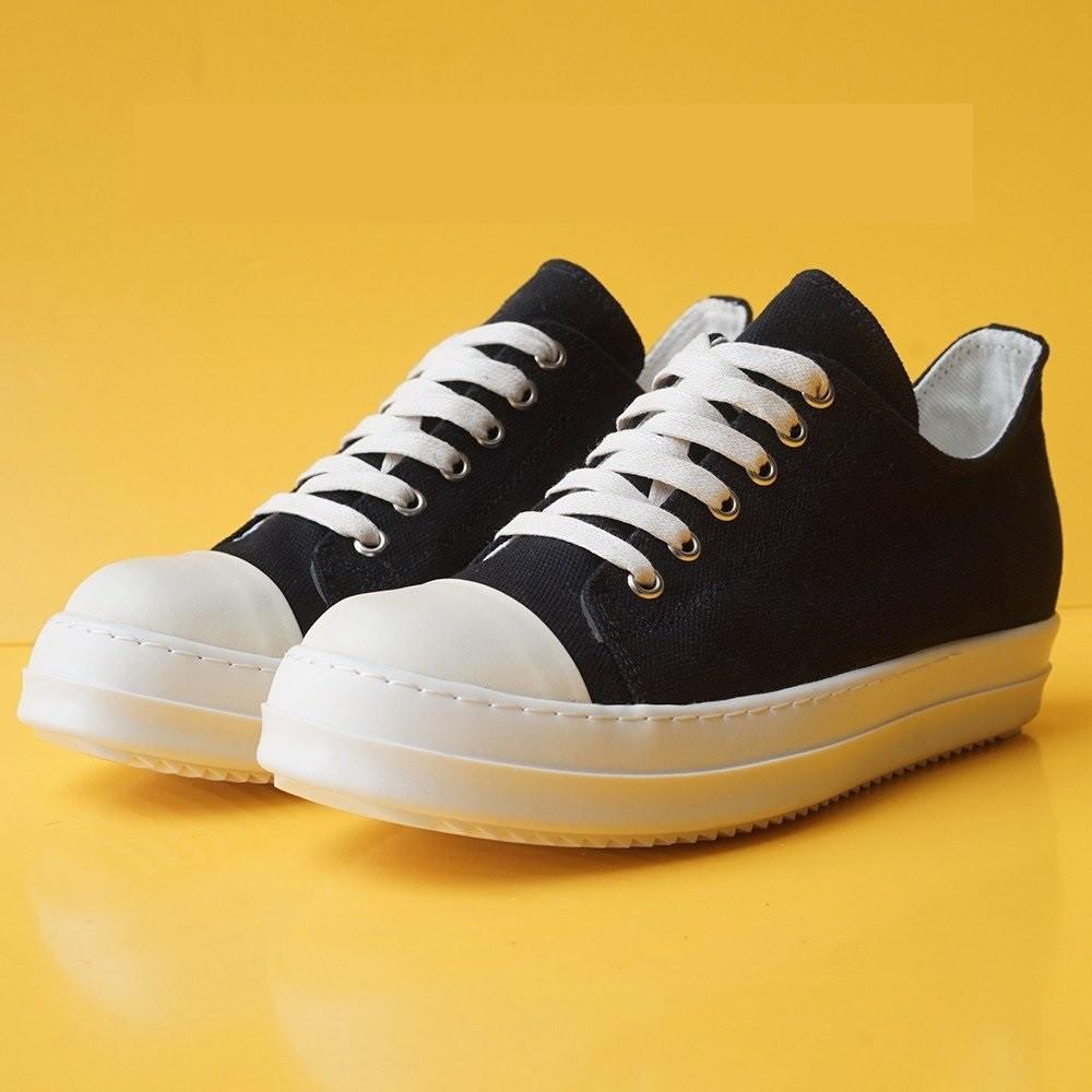 Giày Sneaker Ro Cổ Thấp Đế Thơm Vani Full Size Cho Nam Và Nữ