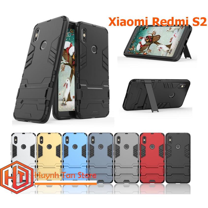 ỐP lưng Xiaomi Redmi S2 chống sốc Iron Man