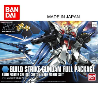 Mô hình Gundam Bandai 1/144 HGBF Build Strike Gundam Full Package Serie HG Build Fighters