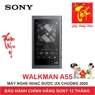 Máy Nghe Nhạc Sony Walkman NW-A55 Chính Hãng Sony Việt Nam Bảo Hành 12 Tháng Toàn Quốc thumbnail