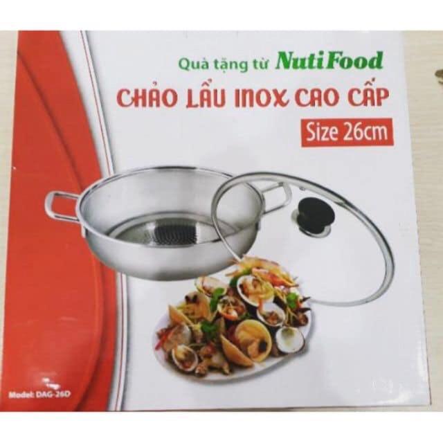Chảo lẩu Nut