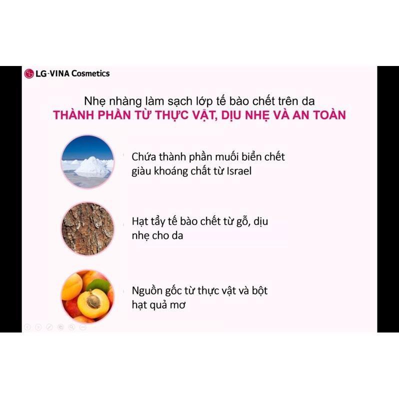 SỮA TẮM ON THE BODY CHÍNH HÃNG LG NHẬP 600ml