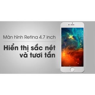 Điện thoại apple iphone 6 quốc tế 16g màu vàng chính hãng apple máy còn đẹp 98%.