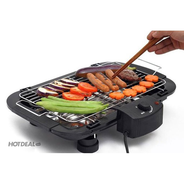 Bếp Nướng Điện Cao Cấp Electric Barbecue Grill HBK