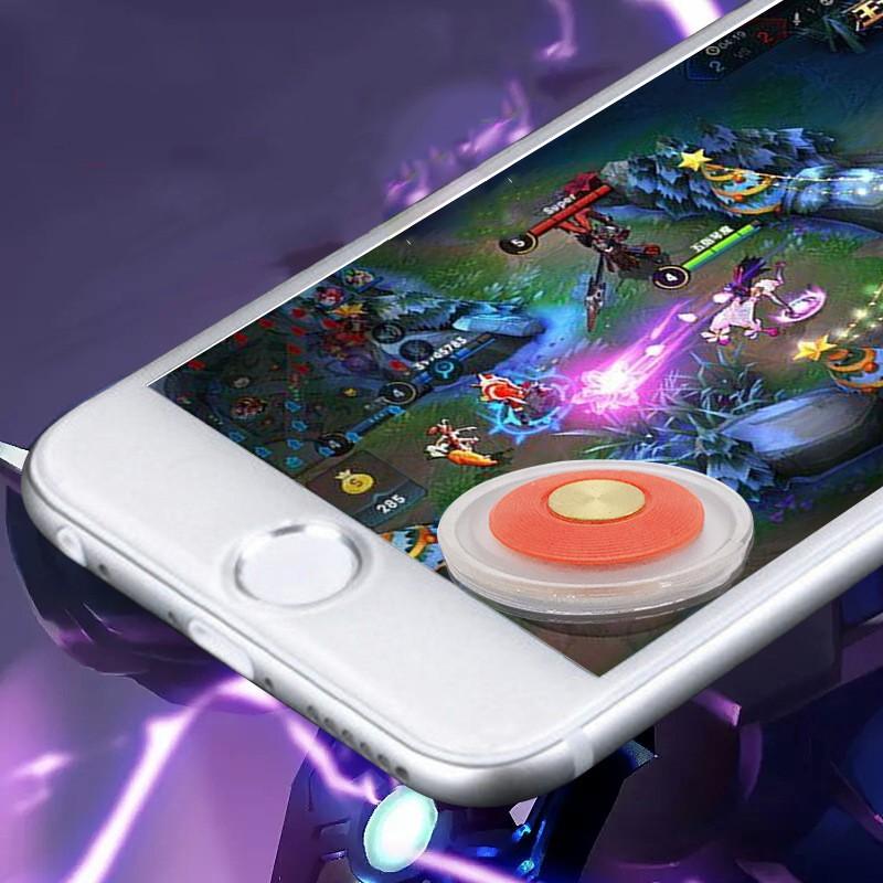 I Mobile Joystick Nano Mobile Joystick I - Nút Bấm Chơi Game Joystick Rocket Chuyên Cho Điện Thoại A