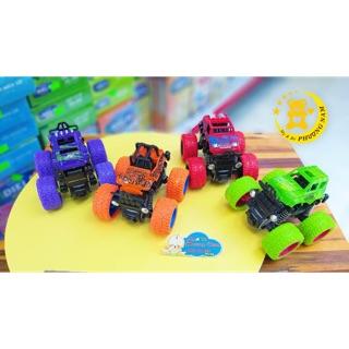 Combo 4Xe đồ chơi địa hình 4 màu