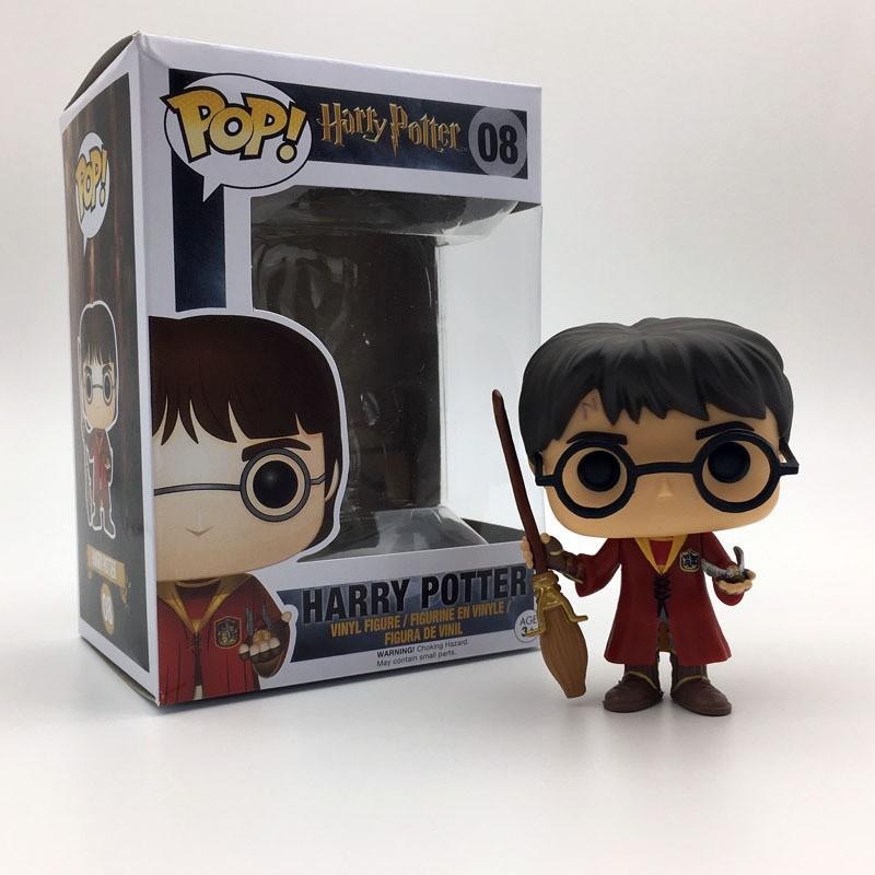 FUNKO POP Harry Potter Quidditch with besom Vinyl Figure