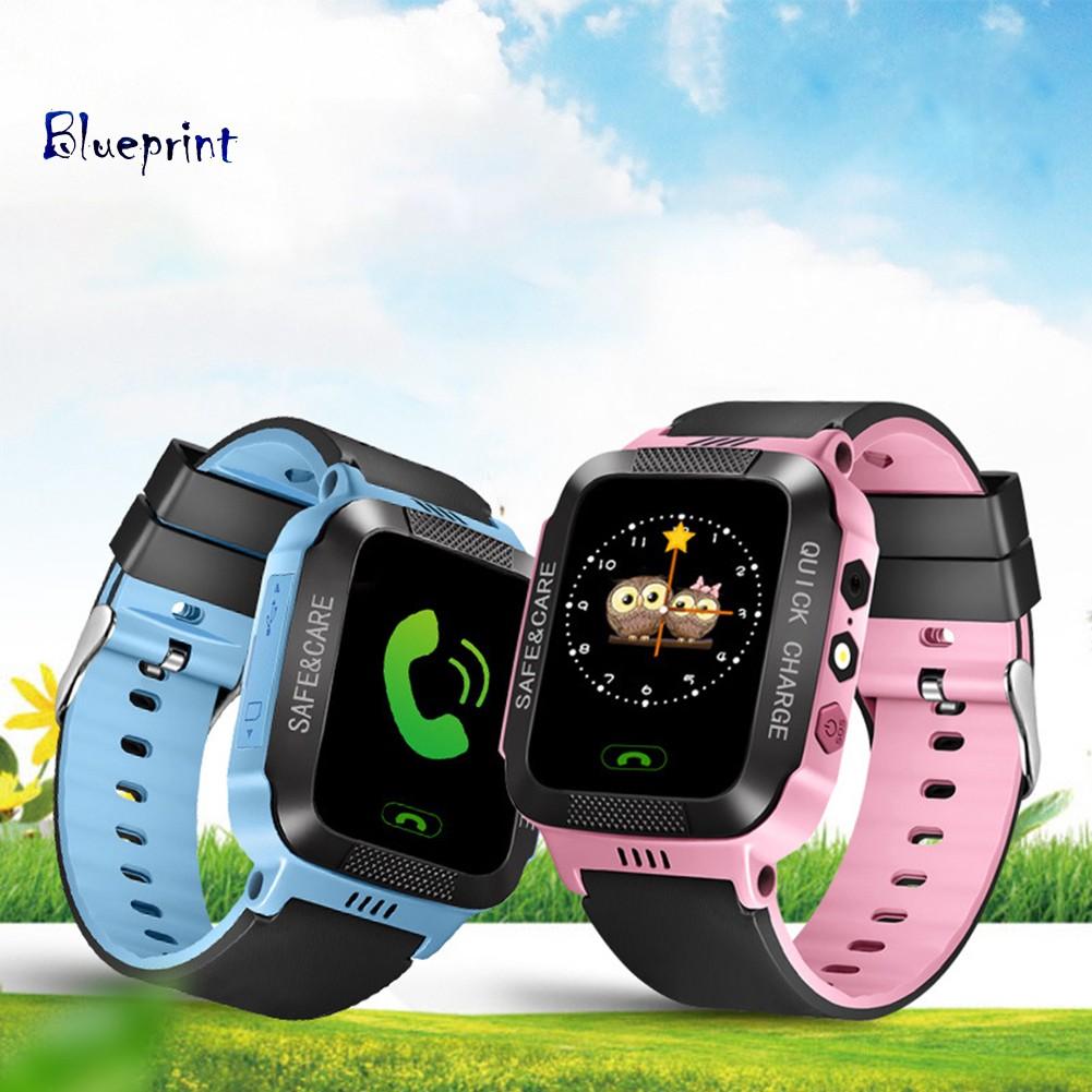 ☞BPPhone Call Touch Screen Alarm Photograph Locator Kids Smart Digital Wrist Watch