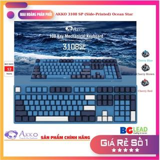 Bàn phím AKKO 3108 SP (Side-Printed) Ocean Star Cherry switch thumbnail