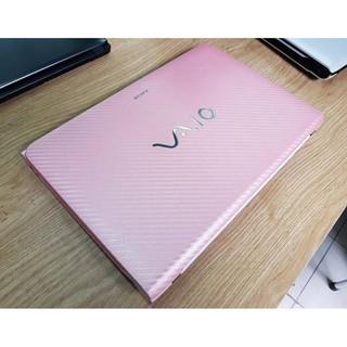 Laptop Mini Đẳng Cấp Sony Vaio Hồng 11inch SVE 11 Ram 4Gb Ổ SSD Màn 11inch Đủ HDMI Tặng Phụ Kiện