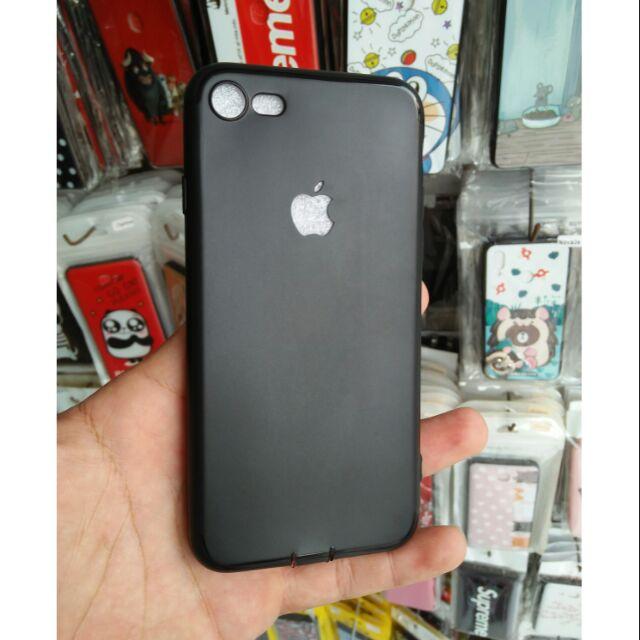 Ốp lưng dẻo đen iPhone 7g
